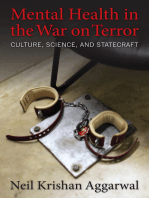 Mental Health in the War on Terror