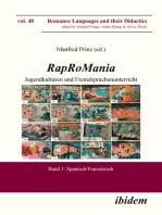 Rap RoMania: Jugendkulturen und Fremdsprachenunterricht: Band 1: Spanisch/Französisch