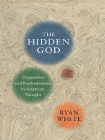 The Hidden God: Pragmatism and Posthumanism in American Thought