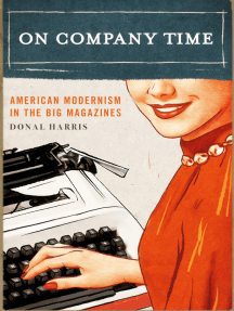 On Company Time: American Modernism in the Big Magazines