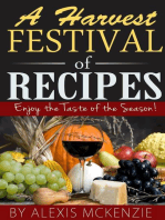 A Harvest Festival of Recipes