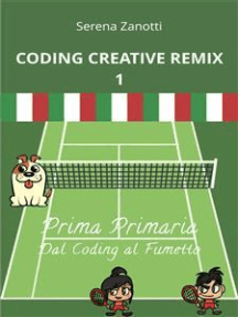 Coding Creative Remix 1 - dal Coding al Fumetto