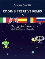 Coding Creative Remix 3 - dal Coding al Fumetto