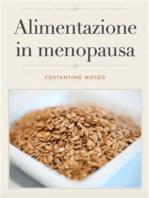 dieta e menopausa