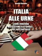 Italia alle urne