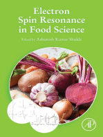 Electron Spin Resonance in Food Science