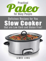 Practical Paleo for Busy People