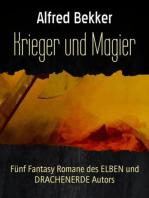 Fünf Fantasy Romane