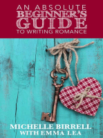 An Absolute Beginner's Guide to Writing Romance