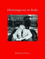 Hemingway in Italy