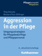 Aggression in der Pflege