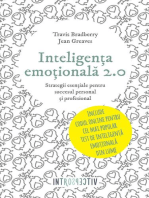 Inteligența emoțională 2.0. Strategii esențiale pentru succesul personal și profesional