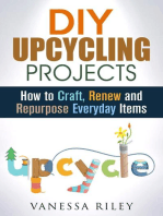 DIY Upcycling Projects