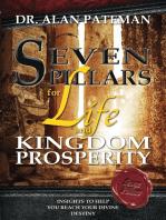 Seven Pillars for Life and Kingdom Prosperity