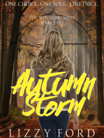 Autumn Storm (#2, Witchling Series)