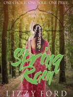Spring Rain (#4, Witchling Series)