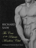 The Case of the Private Member's Club