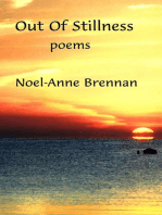 Out Of Stillness Poems