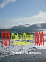 101 Words of Wisdom