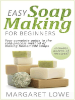 Easy Soapmaking for Beginners