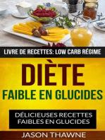 Diète faible en glucides