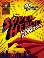 The Superheroes Devotional