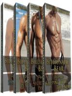 Billionaire Bear 4 Part Box Set