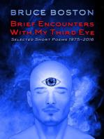 Brief Encounters with my Third Eye