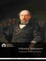 Delphi Collected Poetical Works of Nikolay Nekrasov (Illustrated)