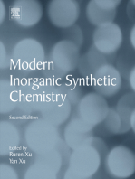 Modern Inorganic Synthetic Chemistry