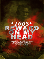 100$ REWARD ON MY HEAD – Powerful & Unflinching Memoirs Of Former Slaves