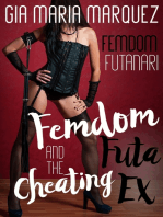 Femdom Futa and the Cheating Ex