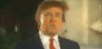 Donald Trump's Lost 1990s Websites