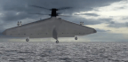 DARPA's New Drone Wants to Cover the Sea With Air Support