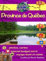 Canada - Québec et Ontario