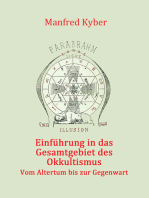 Einführung in das Gesamtgebiet des Okkultismus