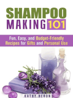 Shampoo Making 101