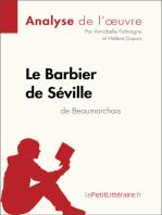Le Barbier de Séville de Beaumarchais (Analyse de l'oeuvre)