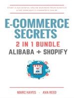 E-Commerce Secrets 2 in 1 Bundle