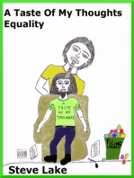 A Taste Of My Thoughts Equality