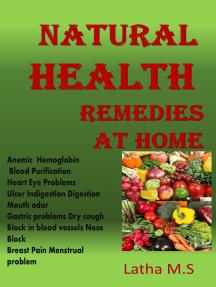 Natural Health Remedies at Home