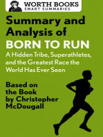 Summary and Analysis of Born to Run