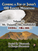 Climbing a Few of Japan's 100 Famous Mountains - Volume 1
