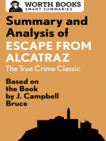 Summary and Analysis of Escape from Alcatraz