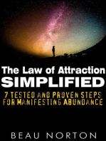The Law of Attraction Simplified