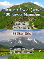 Climbing a Few of Japan's 100 Famous Mountains