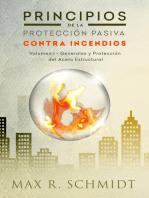 Principios de la Protección Pasiva Contra Incendios
