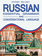 Russian Essential Grammar and Conversational Language