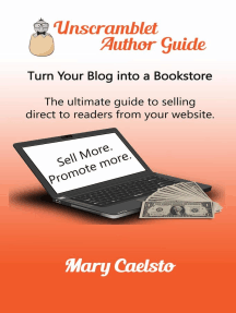 Turn Your Blog Into A Bookstore