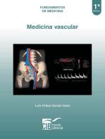 Medicina vascular: Fundamentos básicos de medicina (1ª edición)